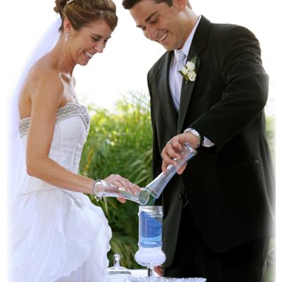 Wedding Sand Ceremony  on Sand Wedding Ceremony